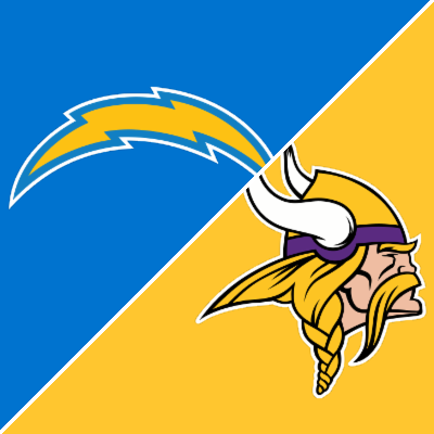 Chargers Vs Vikings Game Summary September 27 2015