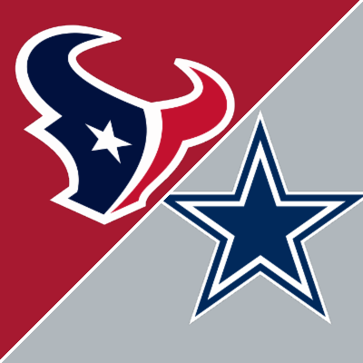Texans vs cowboys game summary september 3 2015 espn for Houston texans logo template