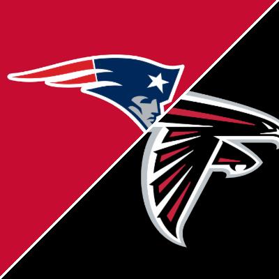 7a245dc5b9 Patriots X Falcons - Estatísticas por Time - 5 Fevereiro