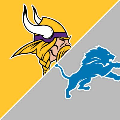 Vikings vs. Lions - Game Summary - November 23, 2017 - ESPN
