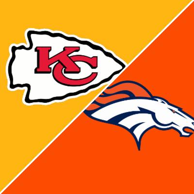 0fe4af762d Chiefs X Broncos - Ao Vivo