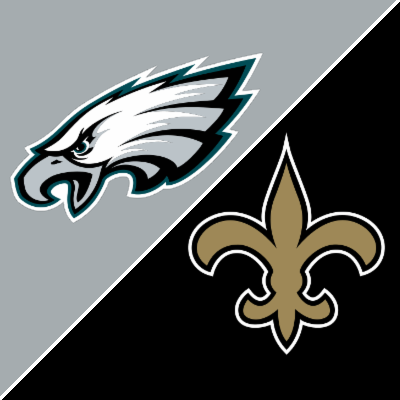 49738896c Eagles vs. Saints - Game Summary - November 18