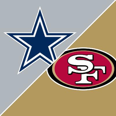 cowboys vs. 49ers game summary august 9, 2018 espn