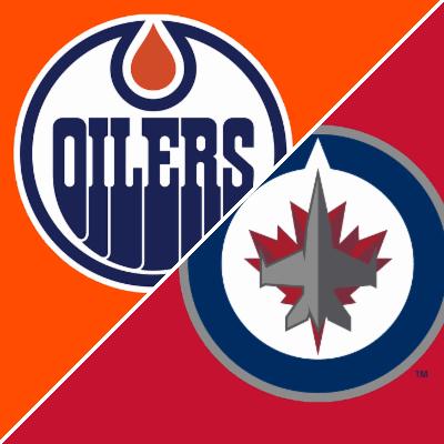 new arrivals ebefb 48ec6 Oilers vs. Jets - Game Summary - December 13, 2018 - ESPN