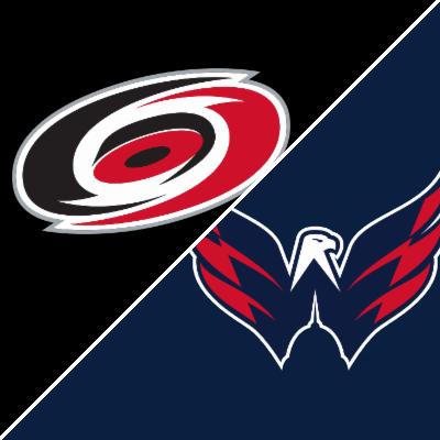 Hurricanes vs. Capitals - Game Summary - October 5, 2019 - ESPN