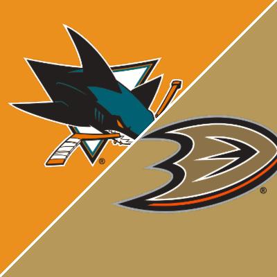 Sharks vs. Ducks - Game Summary - October 5, 2019 - ESPN