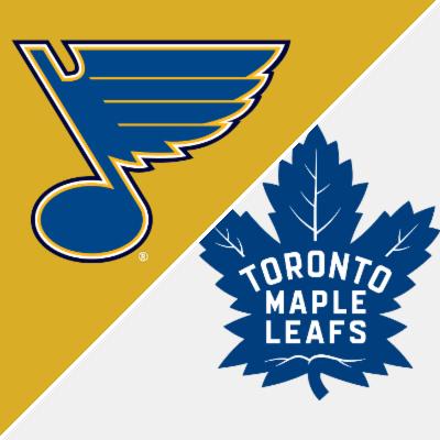 Blues vs. Maple Leafs - Game Summary - October 7, 2019 - ESPN