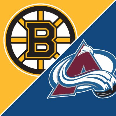 Bruins vs. Avalanche - Game Summary - October 10, 2019 - ESPN