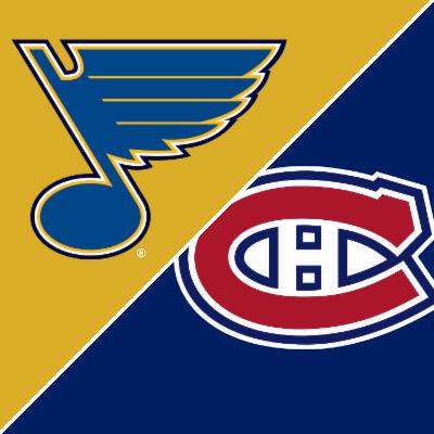 Blues vs. Canadiens - Game Recap - October 12, 2019 - ESPN