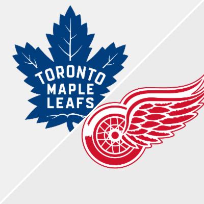 Maple Leafs vs. Red Wings - Game Recap - October 12, 2019 - ESPN