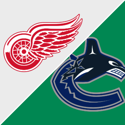 Red Wings vs. Canucks - Game Summary - October 15, 2019 - ESPN