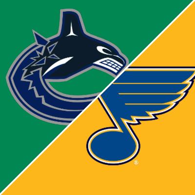 Canucks vs. Blues - Game Summary - October 17, 2019 - ESPN