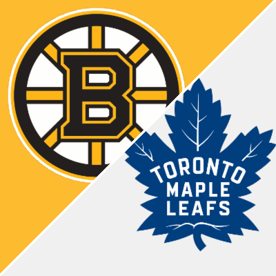 Bruins vs. Maple Leafs - Game Summary - October 19, 2019 - ESPN
