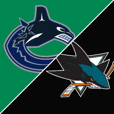Canucks vs. Sharks - Game Summary - November 2, 2019 - ESPN
