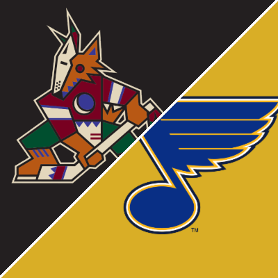 Coyotes vs. Blues - Game Preview - February 20, 2020 - ESPN