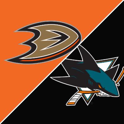 Ducks vs. Sharks - Game Summary - September 17, 2019 - ESPN