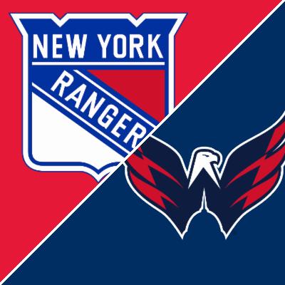 Rangers Vs Capitals Game Summary March 28 2021 Espn