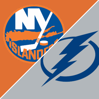 Follow live: Lightning, Islanders open up their Stanley Cup semis