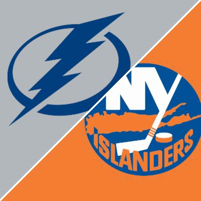 Follow live: Islanders host Lightning in search of series-evening win