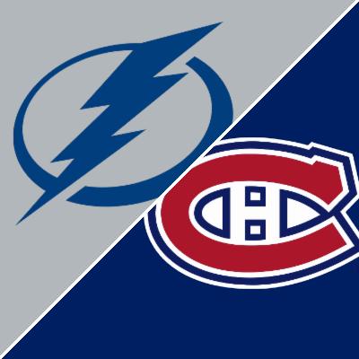 Lightning vs. Canadiens