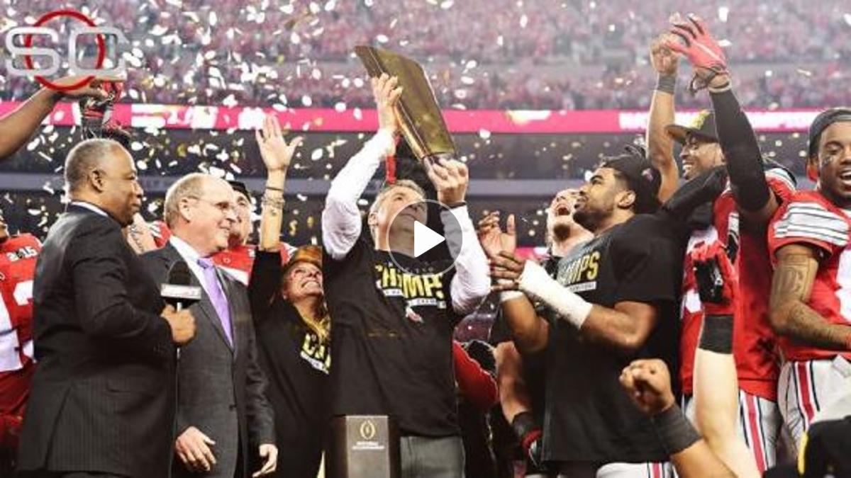 college playoff championship ncaa football espn scores