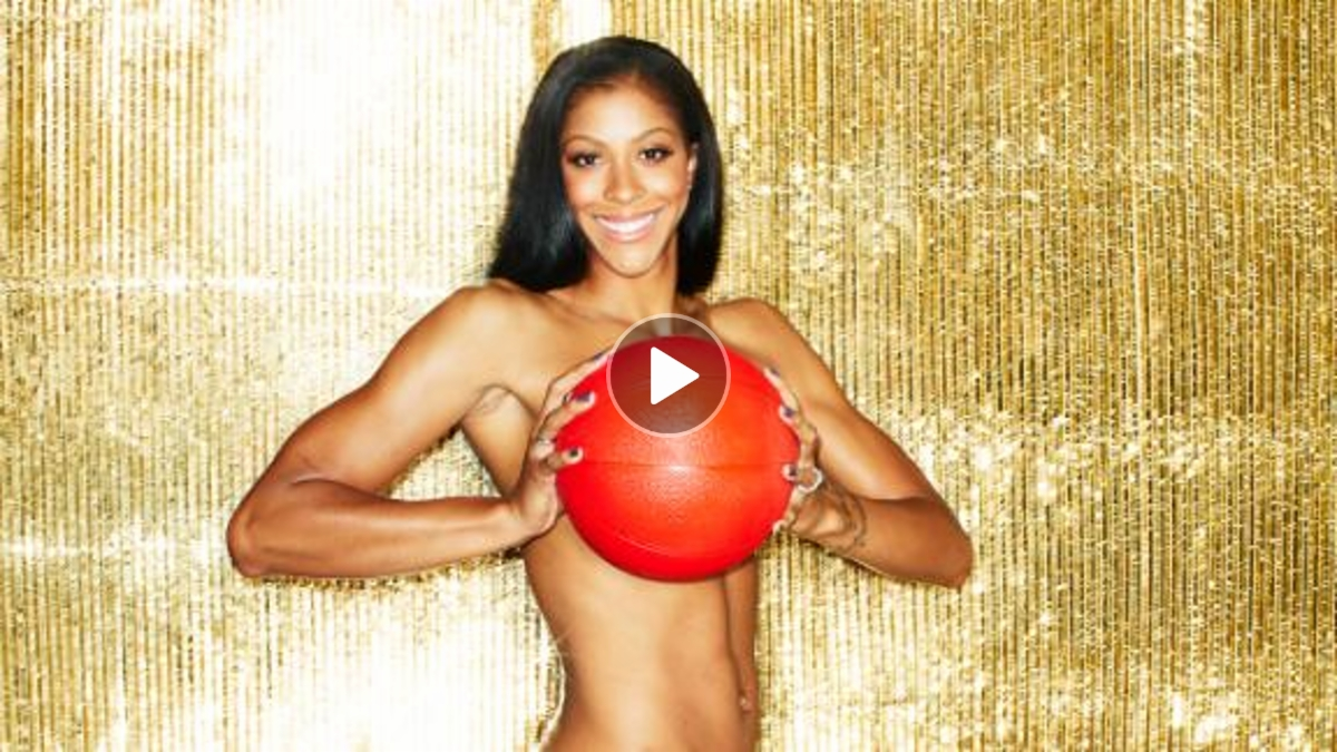Body Issue 2012: Candace Parker - ESPN Video